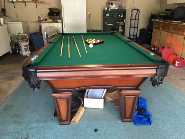 Pool Tables For Sale Listings OlympiaSOLO Pool Table Movers - Pool table movers portland oregon