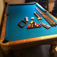 Beautiful Connelly 8' Pool Table