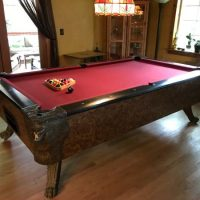 Irving Kay Pool Table