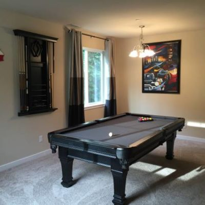 Spencer Marston Pool Table